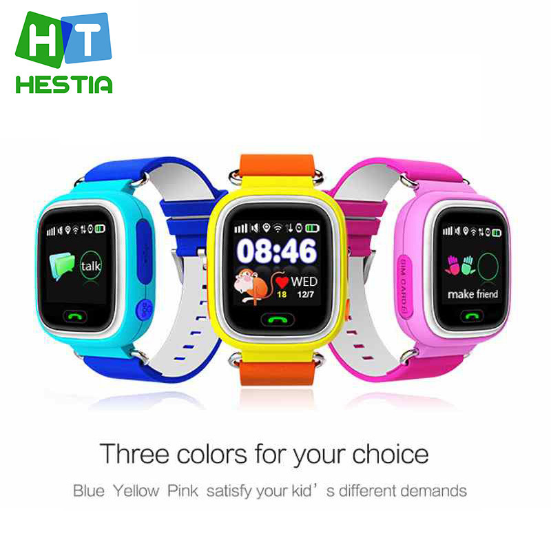 Hot Brand GPS Q523 Touch Screen WIFI Positioning Smart Watch Children SOS Call Location Finder Device Tracker Kid Safe Anti Lost wireless service call bell system popular in restaurant ce passed 433 92mhz full equipment watch pager 1 watch 7 call button