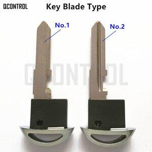 Image 5 - QCONTROL Car Remote Smart Key Fit for MAZDA CX 3 CX 5 Axela Atenza Model No. SKE13E 01 or SKE13E 02