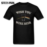 Men S T Shirt Pink Floyd The Wall Hard Metal Punk Rock Band Man Cotton Short