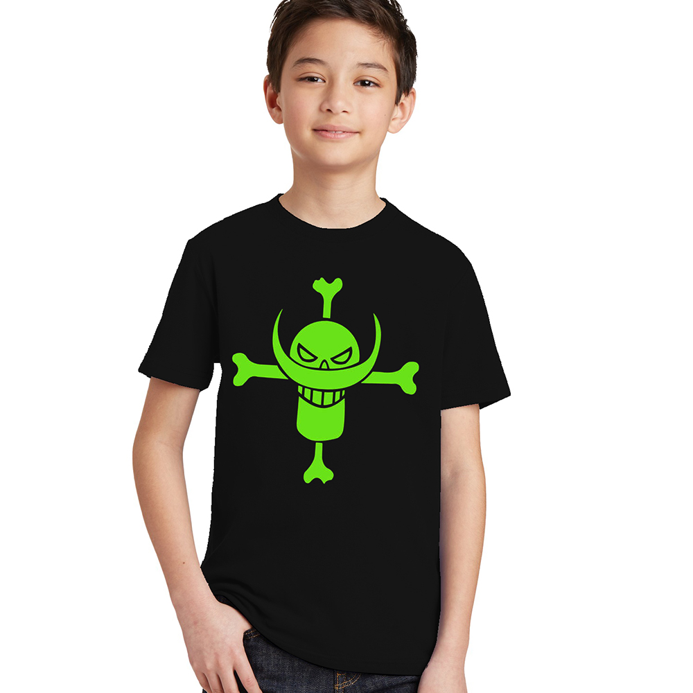 Glow in the dark t shirt,kids fashion clothes,supman,batman,one piece,naruto,game t-shirt,cute boys clothing for boy girls 3-10Y ...