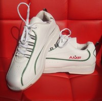 BEL Professional Bowling Supplies AMF Classic Bowling Shoes Men And Women The First Layer Of Soft
