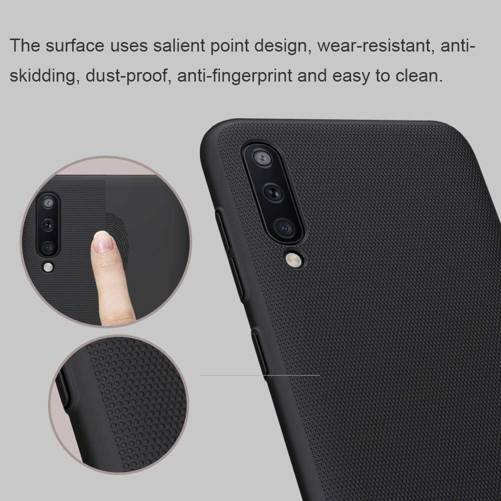 Samsung Galaxy A50S A30S A70S A70 A60 A50 A40 A30 A10S Nillkin buzlu kalkan arka kapak Samsung S8 A90 a80 A71 A51 kılıfı