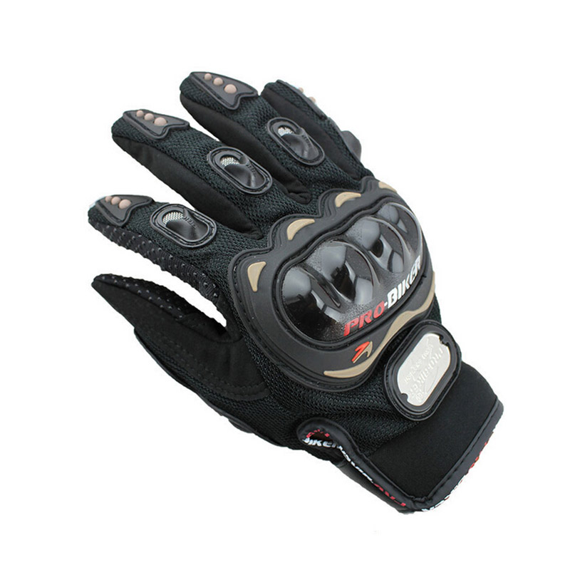 Full fingle Skiing gloves Knight Urban Riders Motocross Motorbike Gloves