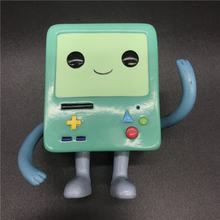 TV Adventure Time - BMO model toy Rare Vaulted Vinyl Figure gift NO Box