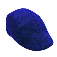 Men Summer Visor Hat Sunhat Mesh Running Sport Casual Breathable Beret Flat Cap Summer Visor Cap 2019 #YL5(China)