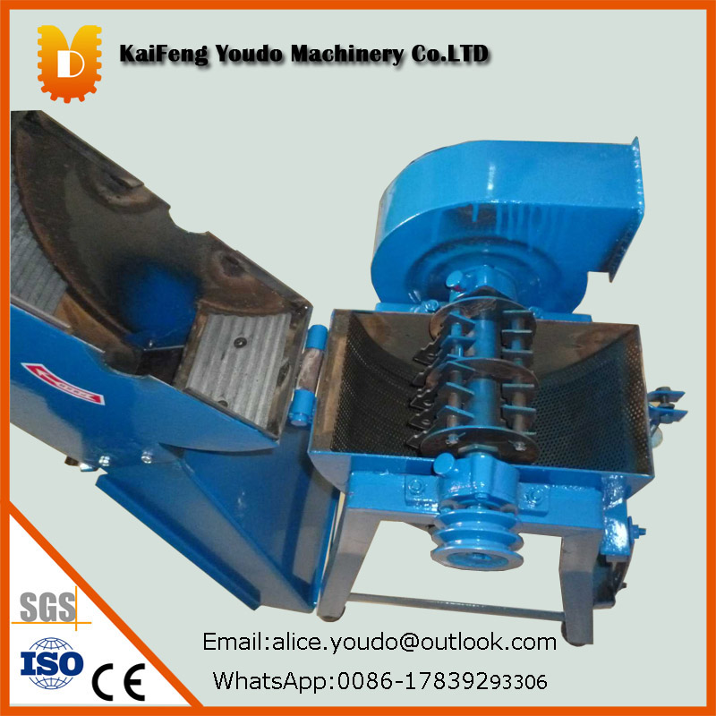 UD-320 multifunctional grain/corn/stone/straw crusher poultry feed grinding mill machine fodder straw grain corn crusher machine with motor