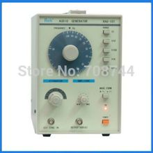 REK RAG101 10Hz-1MHz Low Frequency Function Signal Audio Generator Producer