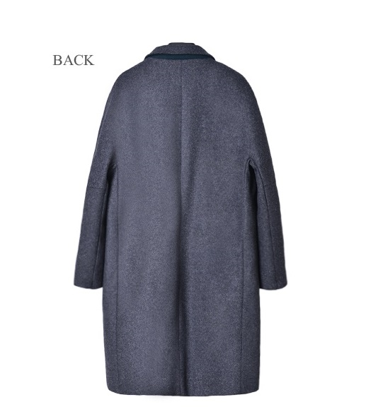 Aliexpress.com : Buy Thick Brown Wool Coats Women's Winter Wool ...
