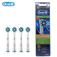 Oral B Brush Heads EB50-4 Cross Action Replaceable Toothbrush Heads Teeth Whitening for Electric Toothbrush D12 D4 D29 D19 D34