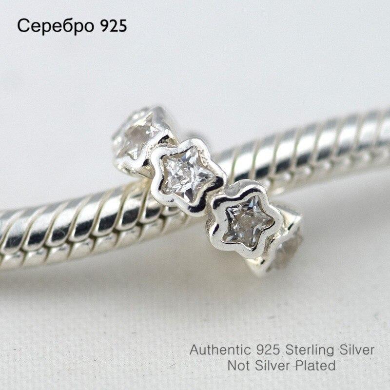 pandora spacers sterling silver