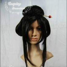 Hell Girl Geisha парик Полный парик пластинчатые волосы Аниме парик Dream Contine