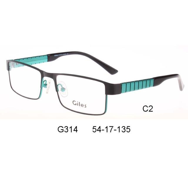 Marca Johnny Depp Óculos Homens Mulheres óculos de sol Do Vintage Óculos Ópticos Míope Óculos de Armação oculos de grau de Alta Qualidade