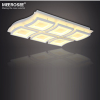 New Design LED Ceiling Light White Acrylic Lamp Modern LED Ceiling Lighting Energy Saving Ceiling Light