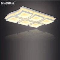 New Design LED Ceiling Light White Acrylic Lamp Modern LED Ceiling Lighting Energy Saving Ceiling Light