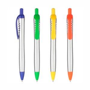 Image 3 - 50 шт., серебряные пластиковые шариковые ручки насадка