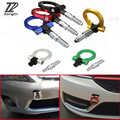 ZD Авто прицеп кольцо крюк буксировочная вешалка для Volkswagen VW Polo Passat B5 B6 CC Golf 4 5 6 7 Touran T5 Tiguan Bora