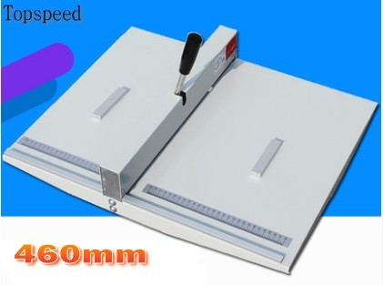 Hand creaser 18inch Office manual paper creasing machine 460mm rc 16 a2 manual paper creaser