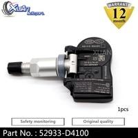 XUAN 1 PCS Tire Pressure Monitor Sensor TPMS Sensor 52933F2000 For HYUNDAI AVANTE KONA ELECTRIC ELANTRA AD I30 N KAUAI ENCINO