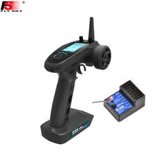 Flysky FS-BS6 Receiver with gyro stabilization system FS-IT4S/ FS-GT5 Remote Control