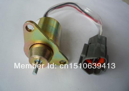 Wholesale,Stop Solenoid 12Volt For Yanmar 3TNV88-BPTB2 OE 1503ES-12S5SUC12S 119233-77932, 119233-77931, 425-35925 sme 8m zs 24v k 0 5 oe 543892 sme 8m ds 24v k 2 5 oe 543862 festo magnetic switch