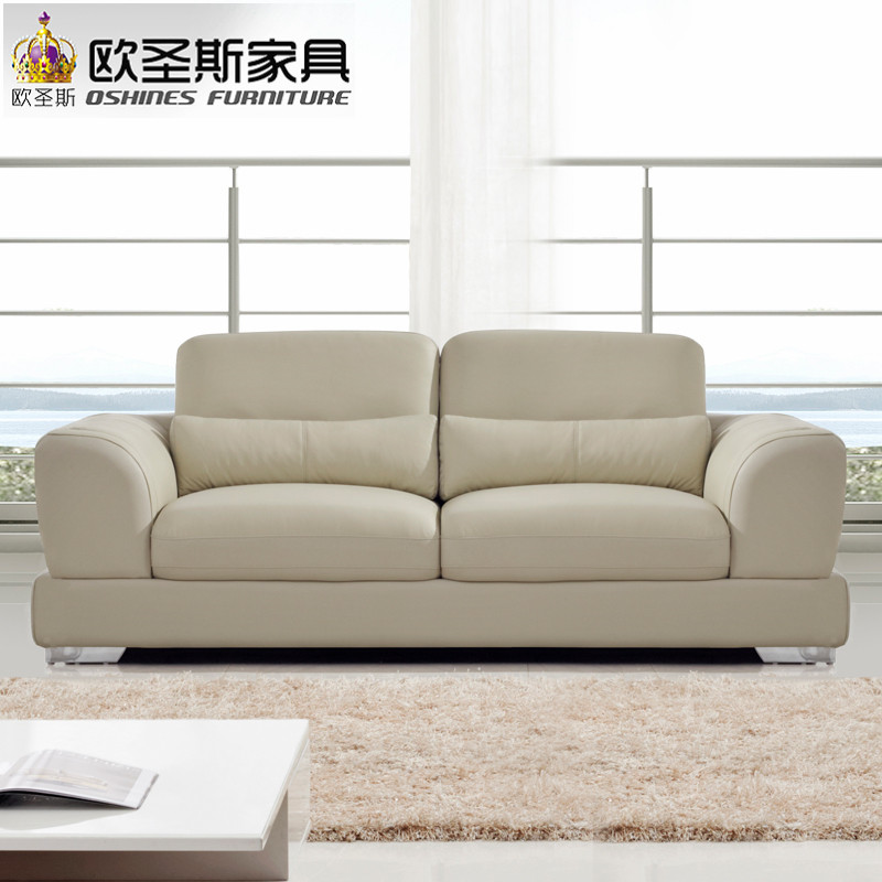 Modern Furniture 2014 Comfort Modern Living Room: 2019 New Design Italy Modern Leather Sofa Soft Comfortable