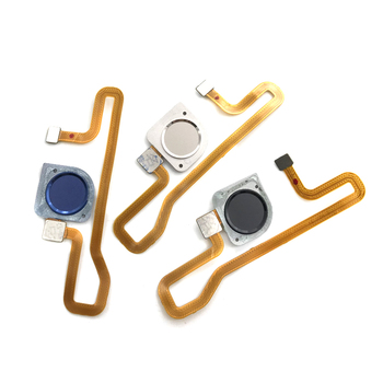 For Huawei Honor 7A Changwan 7A / Honor Play 7A / Enjoy 8e Fingerprint Scanner Flex Cable Home Button Replacement фото