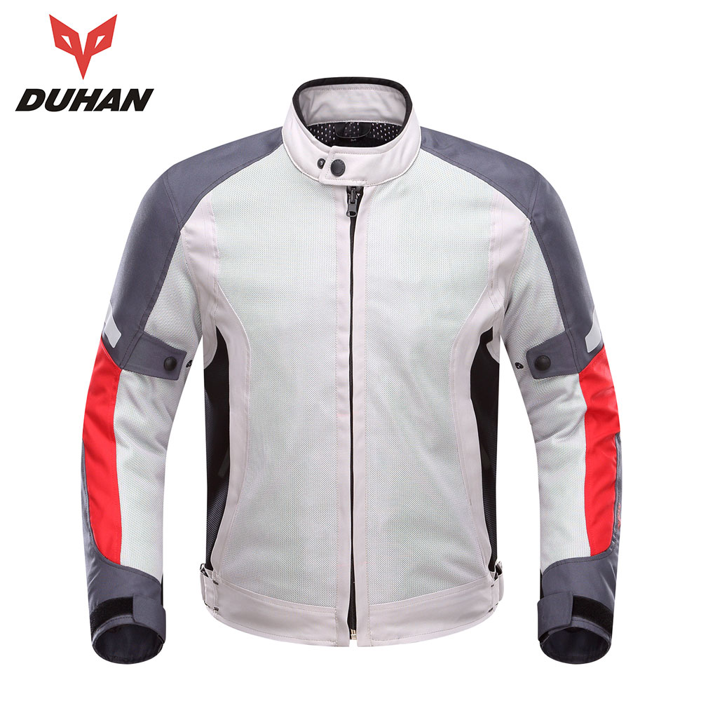 DUHAN  Motorcycle Jacket Men Summer Breathable Motorcycle Racing Jacket Motocross Clothing Motoqueiro Campera Moto Hombre riding tribe motorcycle racing jacket motocross jaqueta motoqueiro blouson campera moto liner protective jackets