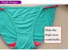 BllooBeell  Sexy Women's Underwear Panties Seamless Modal Tanga Super Low Rise Thong Lingerie Lady Women's Briefs Girl Thong