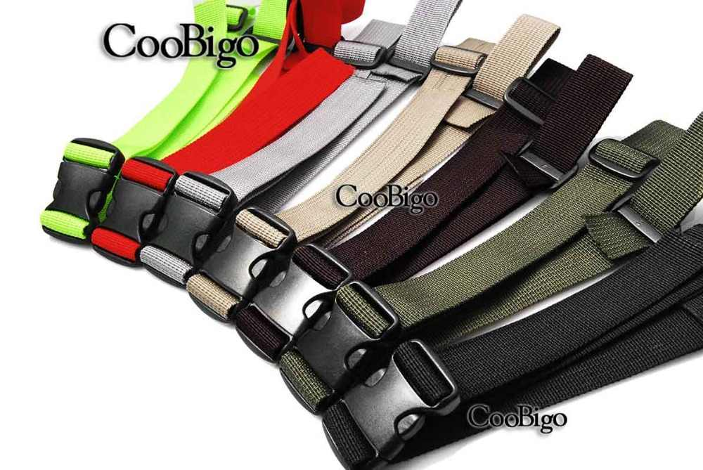 "1"" Outdoor Camping Tactical Backpack Chest Harness Strap Webbing Sternum Adjustable Dual Release Buckle Bag Parts Accessories"