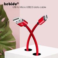 USB 2 in 1 Schnelle Lade Micro USB Kabel 2A Schnelle Ladegerät USB Nylon Cord Geflochtene Daten Kabel für Samsung/Sony/Xiaomi Android Telefon