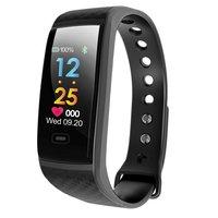 CK17S Smart Watch Blood Pressure Heart Rate Monitor Sleep Monitor Bracelet Fitness Sports Bracelet Tracker Pedometer