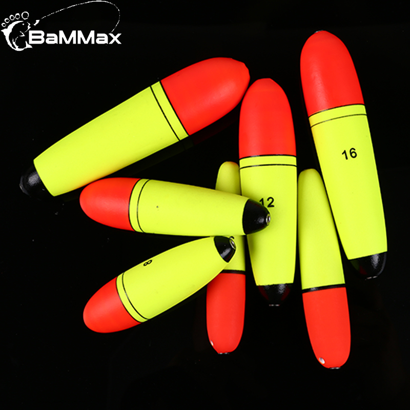 1pcs Fishing float 3 5 8 10 12 16 High Quality EVA Luminous Night Float Far drift Fishing Tackle Accessories Pesca Tools in Fishing Float from Sports Entertainment