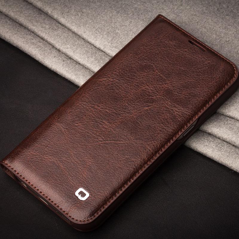 genuine leather samsung s7 edge case