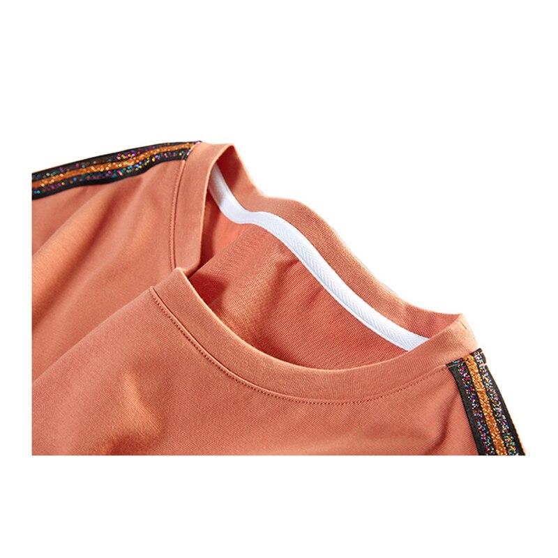 shintimes T Shirt Women Summer Tops 2019 Vintage Short Sleeve Tshirt Female Korea Fashion Plus Size Woman Clothes T Shirt Femme in T Shirts from Women 39 s Clothing