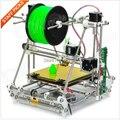Fai da te hobby Aperto Heacent 3DP02 RepRap Prusa Mendel Stampante 3D Kit di Montaggio/0.3mm Ugello/1.75mm Filamento