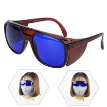 Lasers Protection Glasses Red 650nm  660nm Anti infrared Ray Eyesight Safety Goggles
