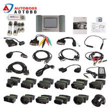 NEW Arrival Auto diagnosis scanner 100% Original SPX AUTOBOSS V30 Scanner Update Online Free Shipping