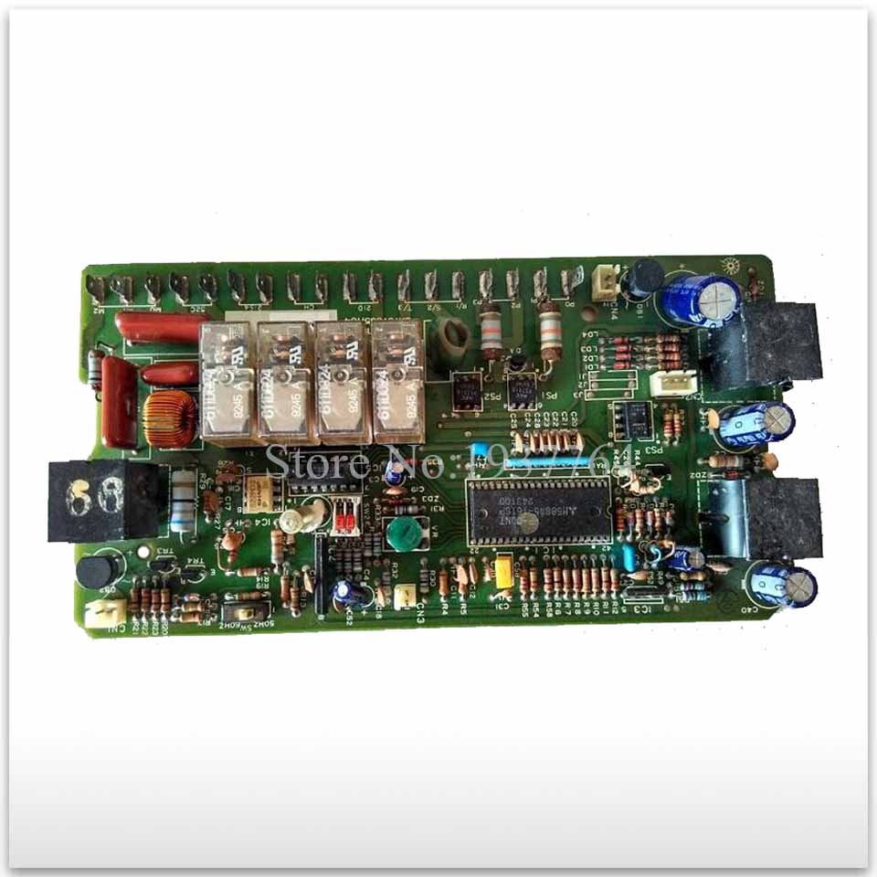 95% new for Mitsubishi Air conditioning computer board circuit used board BA76V635H04 good working original for tcl air conditioning computer board used board