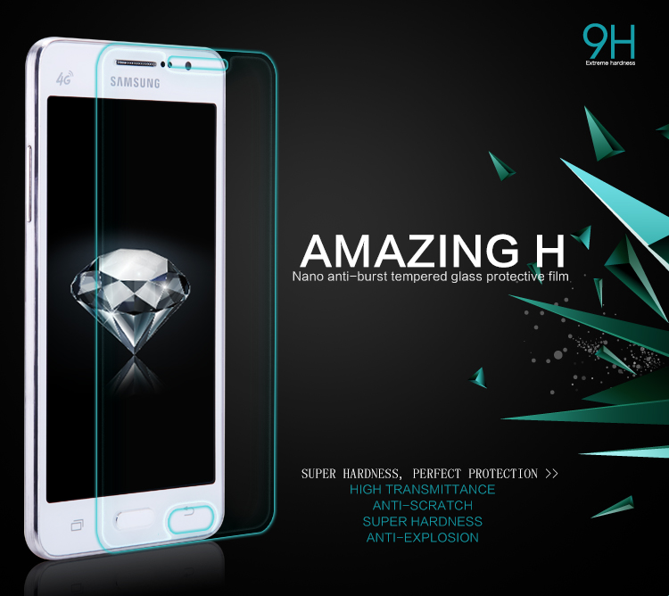 0.26mm 9H Tempered Glass For Samsung Galaxy Grand Core Prime Neo Plus A3 A5 J1 J5 J1mini ...
