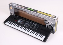 61 Keys Multifunction Electronic Music Keyboard Electric Piano Organ With Microphone Early Educational For Children Beginner