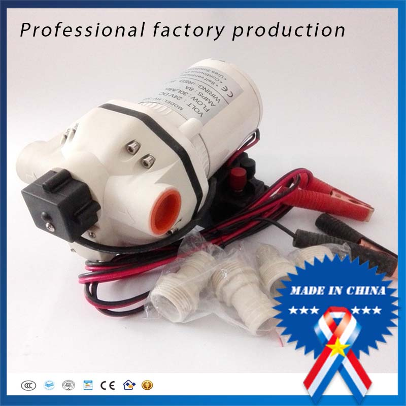 Dc 12v Corrosion-resistant chemical priming pump frequency pump