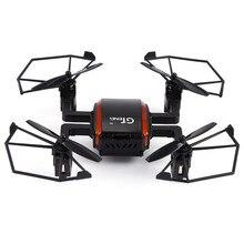 GTeng T901F RC Drone Avec 2MP Caméra 2.4 GHz 5.8G FPV 4CH 6 Axe Gyro Quadcopter 3D Roulement Télécommande Hélicoptère RC Jouets