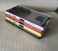 JEDX 원래 새로운 중간 프레임 베젤 새시 플레이트 소니 엑스 페리아 Z5 컴팩트 Z5 미니 LCD 주택 먼지 플러그 커버 + 접착