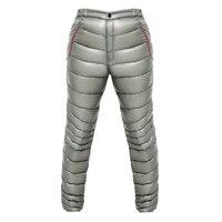 HIGHROCK 800 заполнение Мощность гусиный пух брюки зимние теплые брюки Для мужчин Для женщин Лыжная Термальность вниз брюки больших Размеры XS XXXL