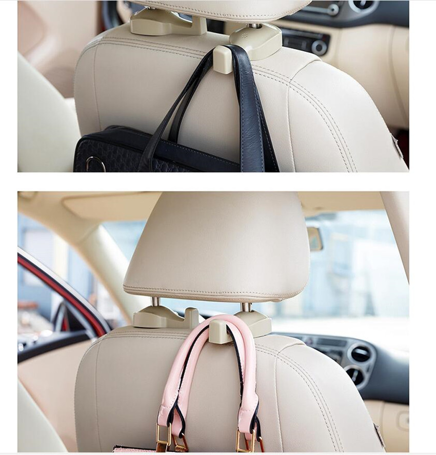 Exterior Accessories Glorious 2pcs Car Seat Hook Accessories Portable For Bmw Mini Cooper Countryman R50 R52 R53 R55 R56 R57 R58 R59 R60 R61 R62 Car Styling To Be Highly Praised And Appreciated By The Consuming Public