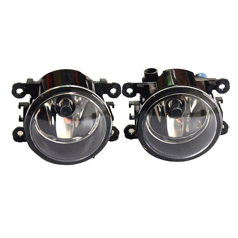 For Renault Scenic II JM0 JM1 MPV 2003-2009car light sources Fog Lamps Car styling Lights Halogen 1SET