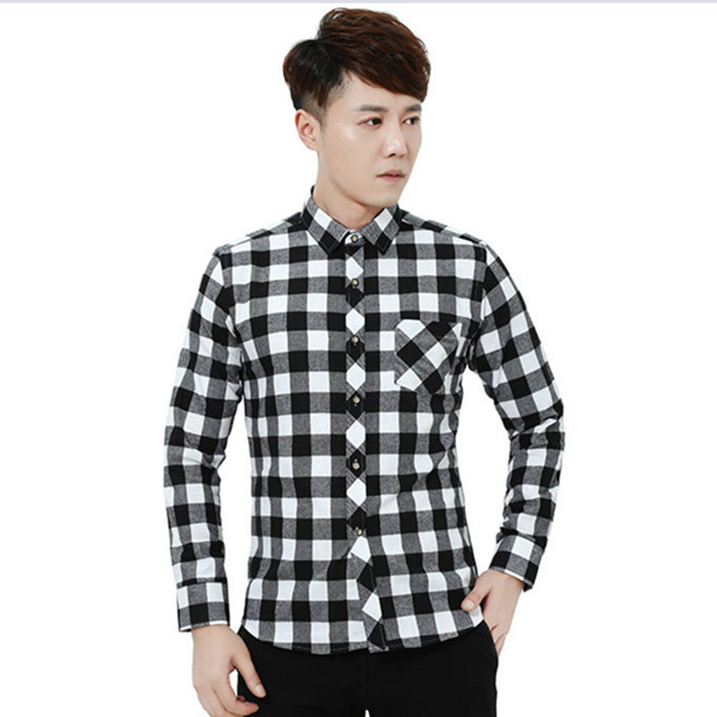 Online Get Cheap Spring Clothes Men Cotton Long Sleeve -Aliexpress ...