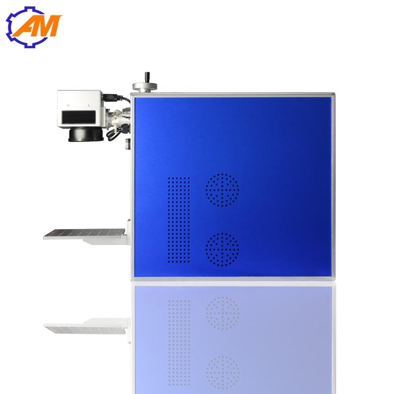 دستگاه لیزر فیبر 10W 20W 30W / دستگاه مارک - ماشین آلات نجاری