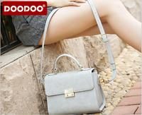 DOODOO Brand 2017 Hot Sale Popular Fashion Brand Design Handbag Women Bag High Quality Leather Shoulder