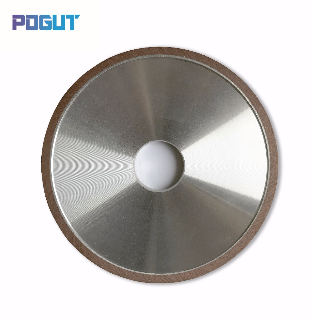 HIGH QUALITY 200*10*32*4mm Flat Diamond Abrasive Resin Wheel for Alloy Steel Ceramic Glass Jade CBN Grinding